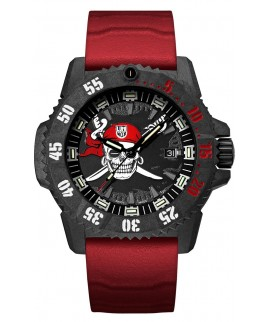 Reloj Luminox Jolly Roger 3800 Series 46mm