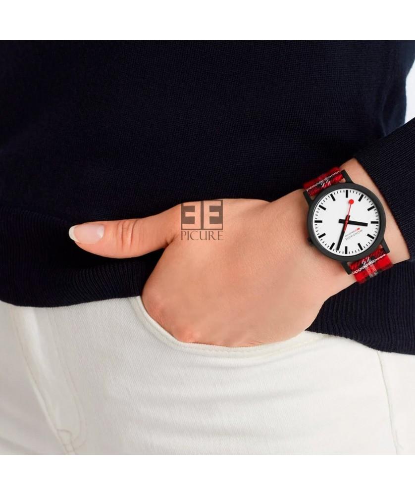 Reloj Mondaine SBB Essence 41mm MS1.41111.LC