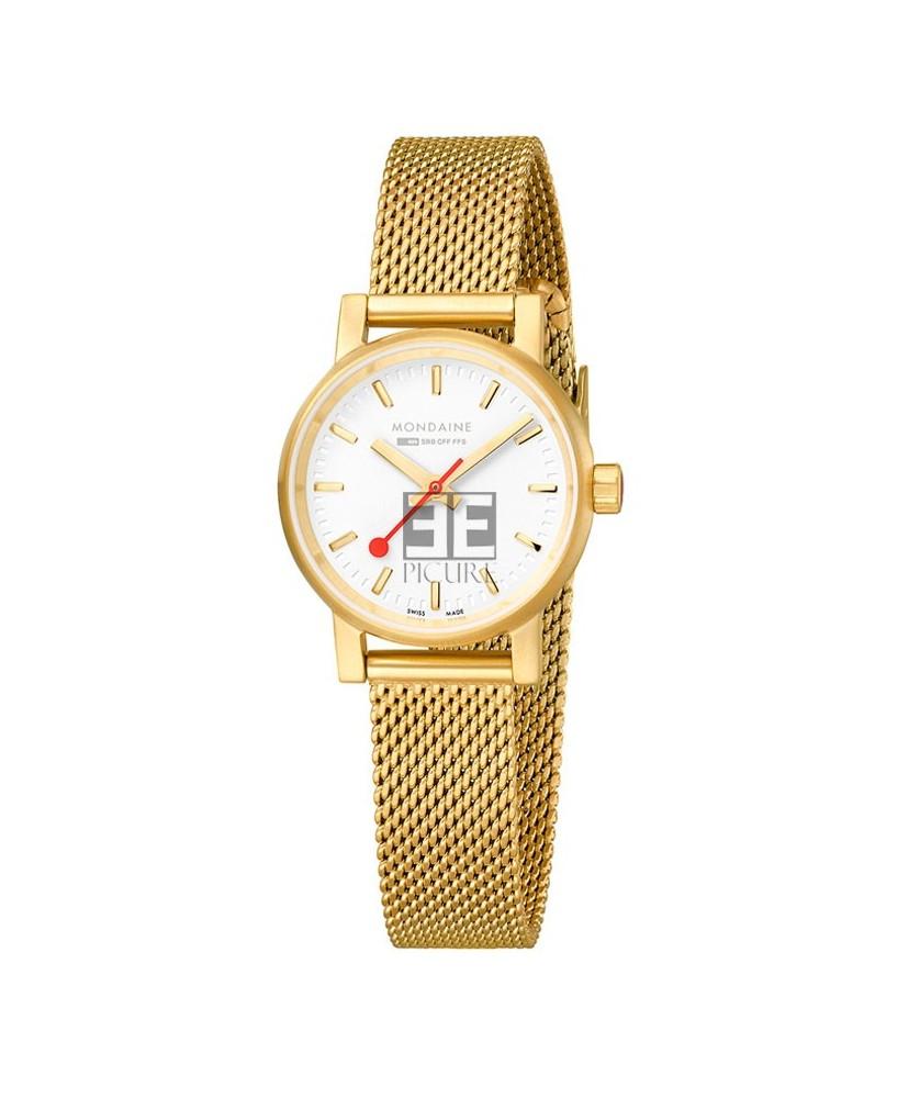 Reloj Mondaine SBB Evo2 Petite 26 MSE.26111.LB