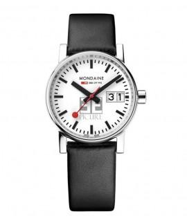 Reloj Mondaine SBB Evo 30mm MSE.30210.LB