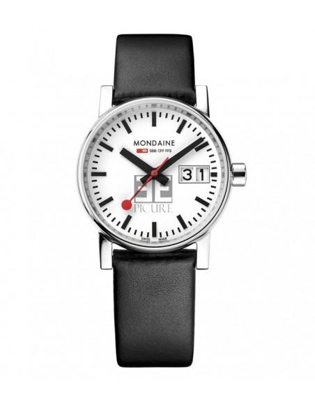 Reloj Mondaine SBB evo2 30mm MSE.30210.LB