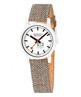 Reloj Mondaine SBB essence 32mm MS1.32110.LG