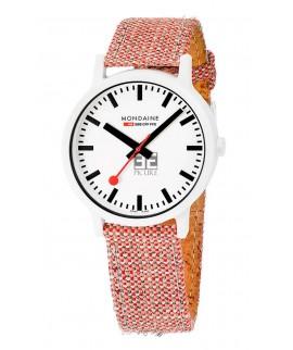 Reloj Mondaine SBB essence 41mm MS1.41110.LP