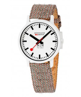 Reloj Mondaine SBB essence 41mm MS1.41110.LG