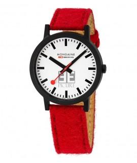 Reloj Mondaine SBB essence 41mm MS1.41110.LC