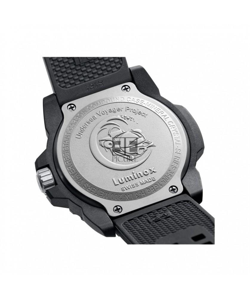 Reloj Luminox Scott Cassell UPV XS.3505.SC.SEL 45mm