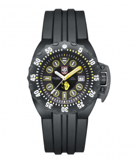 Reloj Luminox Scott Cassell Deep Dive Automatic Especial Edition 1526 44mm