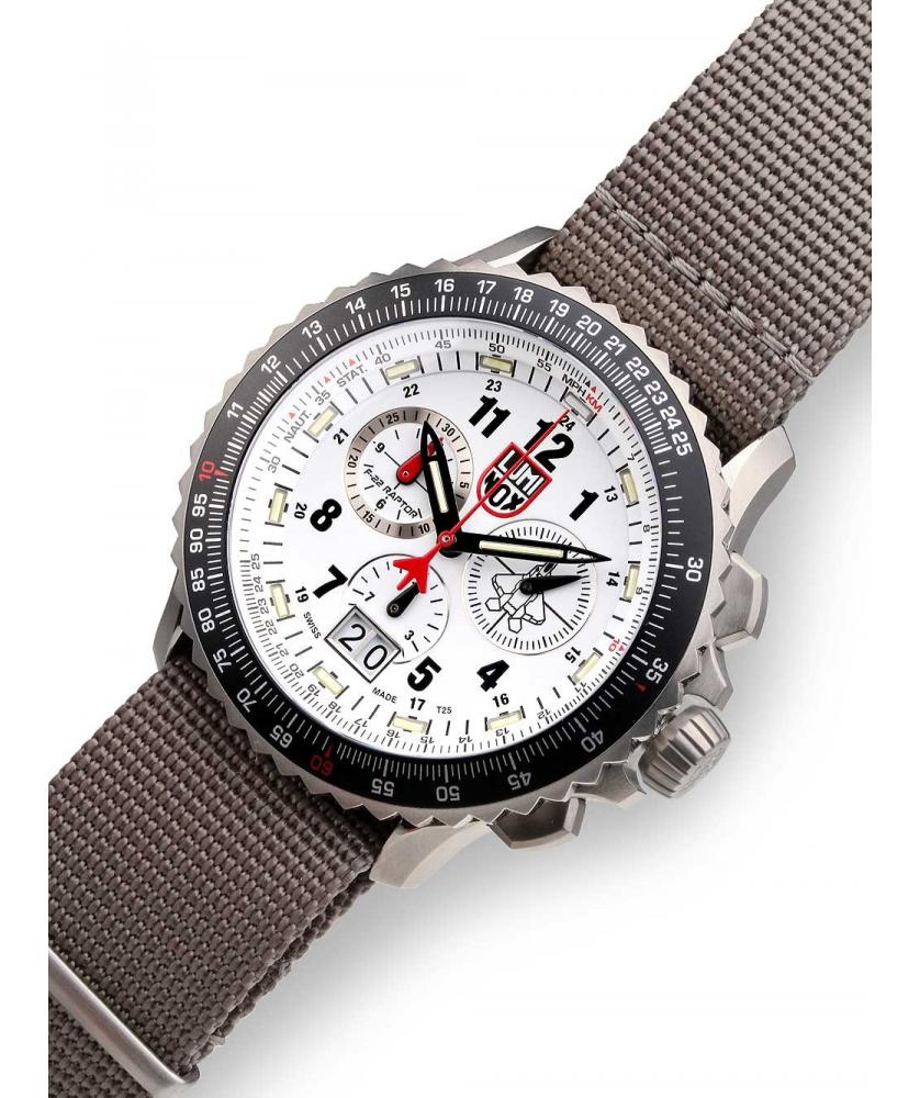 Reloj Luminox F-22 Raptor 9249.1 44mm
