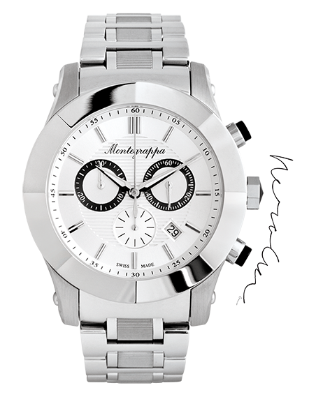 Reloj Nero Uno Montegrappa IDNUWA01