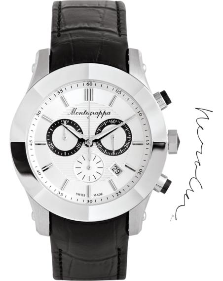 Reloj Nero Uno Montegrappa IDNUWA02
