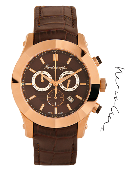 Reloj Nero Uno Montegrappa IDNRWA00