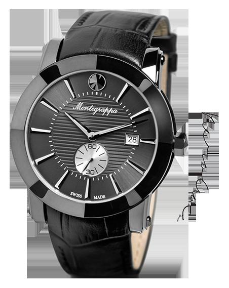 Reloj Nero Uno Montegrappa IDNLWAIJ