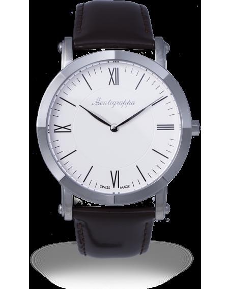 Reloj Nero Uno Slim Montegrappa IDNMWAIW