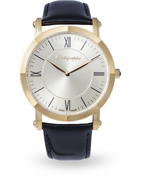 Reloj Nero Uno Slim Montegrappa IDNMWAYI