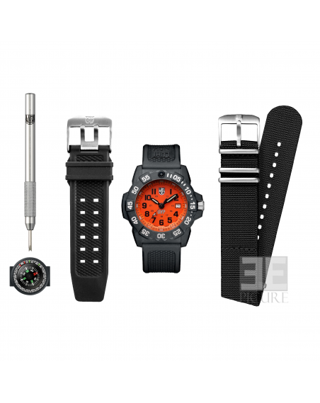 Reloj Luminox Scott Cassell UVP 3509.SC.SET 45mm