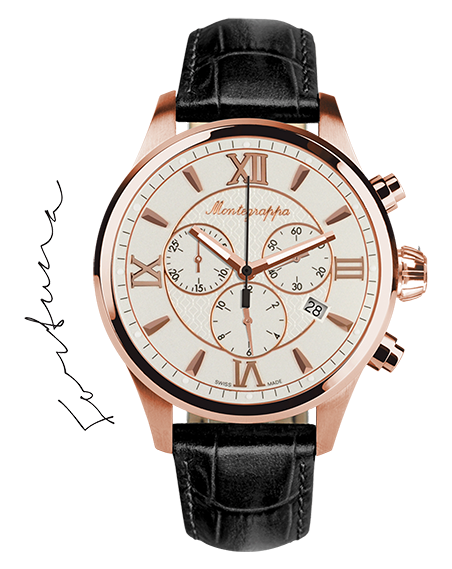 Reloj Fortuna Chronograph Montegrappa IDFOWCRJ