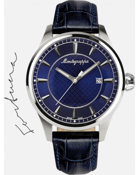 Reloj Fortuna Three hands Montegrappa IDFOWADD