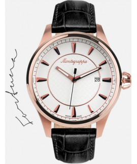 Reloj Fortuna Three hands Montegrappa IDFOWARJ