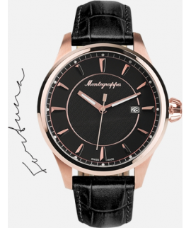 Reloj Fortuna Three hands Montegrappa IDFOWARC