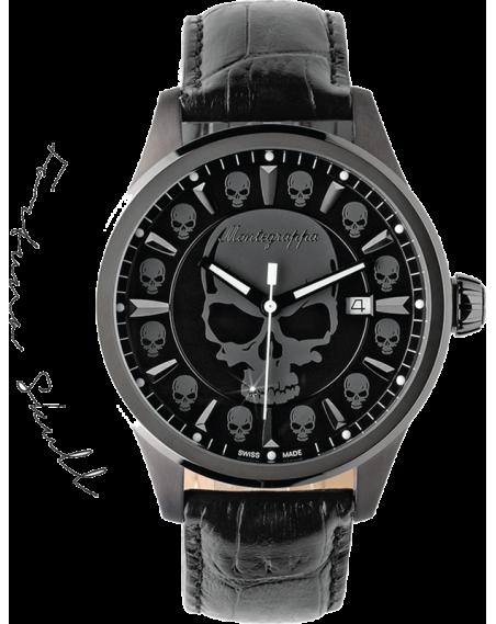 Reloj Fortuna Skull Montegrappa IDFOWASG