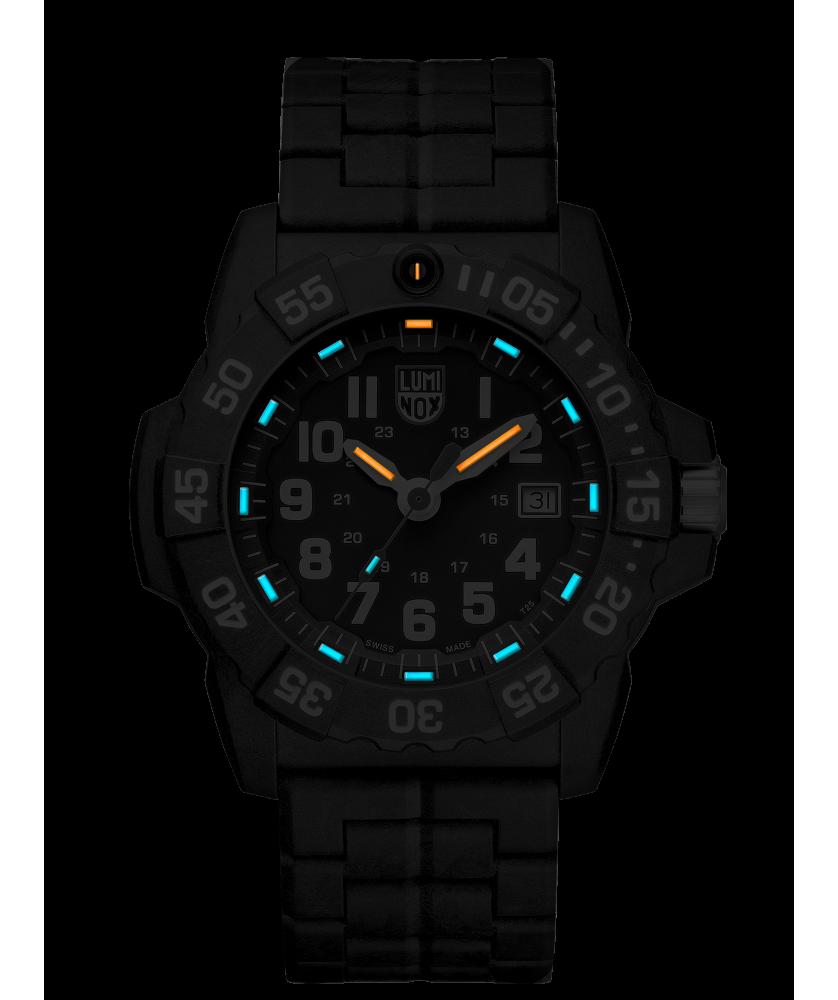 Reloj Luminox Navy Seal 3502 45mm