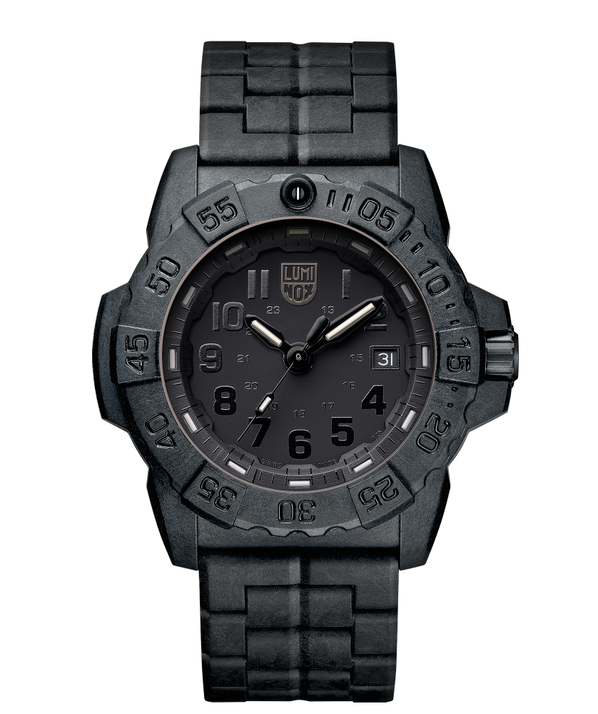 Reloj Luminox Navy Seal 3502.BO 45mm