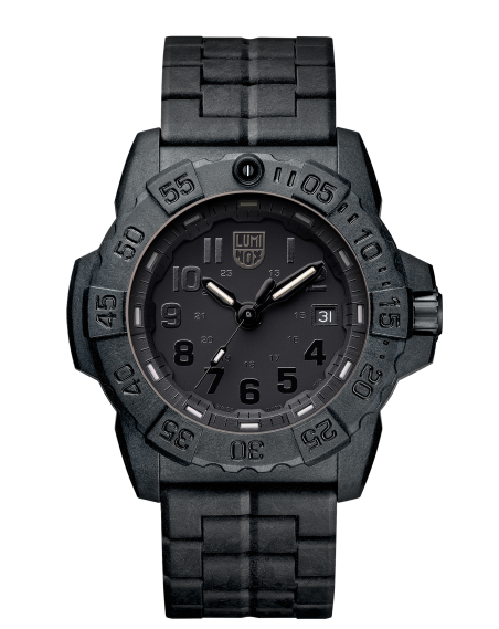 Reloj Luminox Navy Seal 3502.BO 45mm