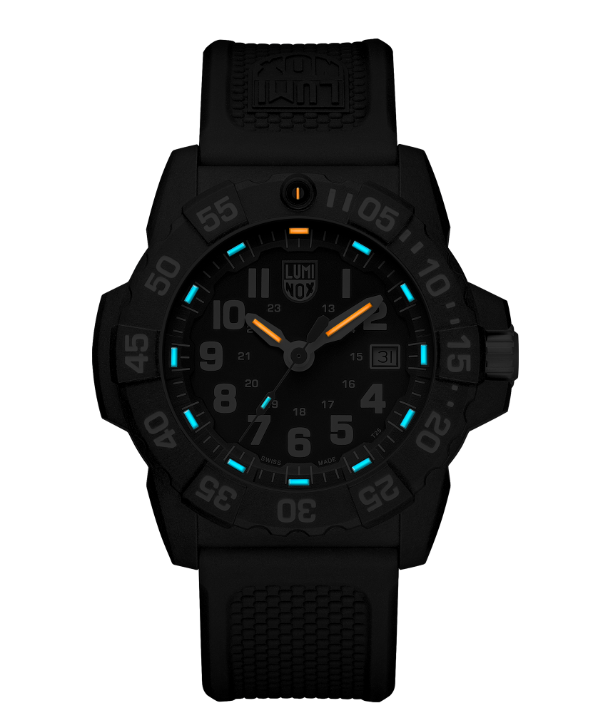 Reloj Luminox Navy Seal 3501 45mm