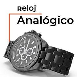 Tipos de relojes de pulsera - Reloj analógico